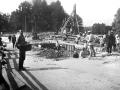 Реконструкция плотины, 1930-е годы