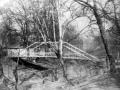 Подвесной мост через водоотводной канал, 1990-е годы