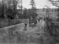 Улица Заречный Тупик, половодье, 1910-е годы
