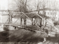 Подвесной мост через водоотводной канал, 1970-е годы