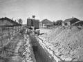 Деревня Путилово, 1960-е годы, экскаватор Э-158