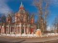 Автодорога Пушкино — Красноармейск, окрестности Царево, 2010 год