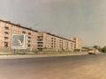 ЛИАЗ-667 следует по Восточной улице, 1970-е годы