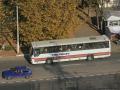 Автобус MAN на проспекте Янгеля в Красноармейске, 2008 год