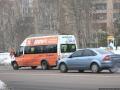 Маршрутное такси №5 Красноармейск — Пушкино компании Автотрэвэл, 2007 год