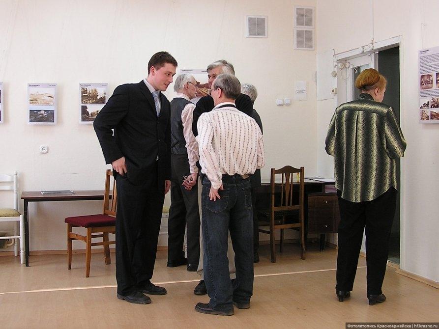 124.jpgВыставка проекта Фотолетопись Красноармейска в марте 2007 года