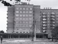 Построенный дом номер 1 по улице Новая Жизнь и магазин №4, 1970-е годы