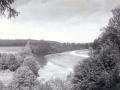 Река Воря в районе Пирожной горы, 1970-е годы
