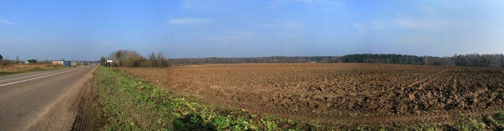 Панорама около Федоровского