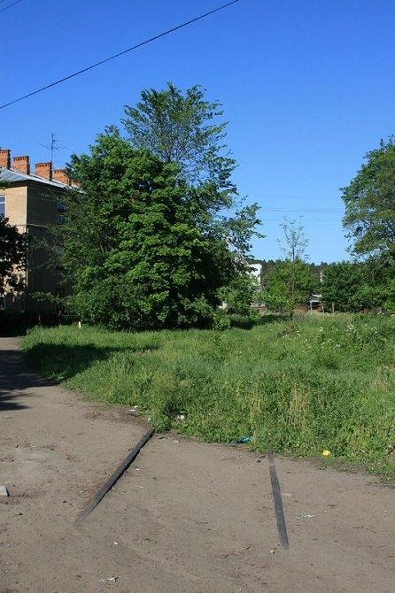 Пути широкой колеи, улица Лермонтова