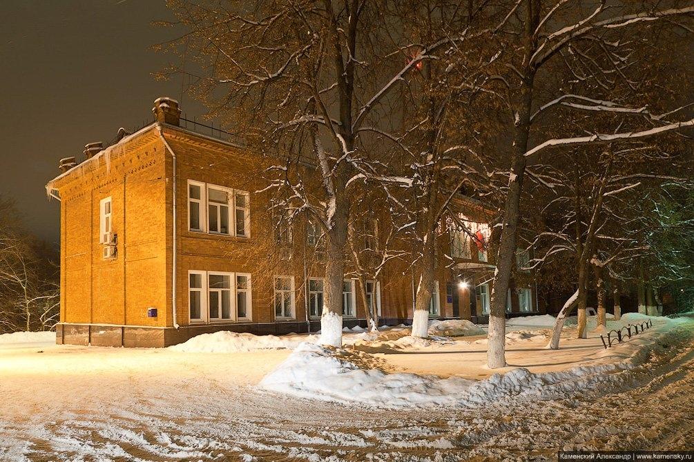"""Администрация города Чкалова №25, так же известный как """"Английский дом"""", 2013 год"""