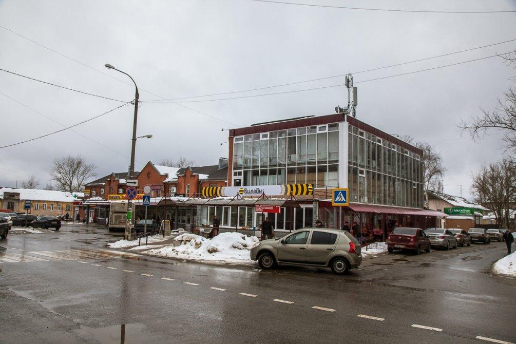Зимний город, февраль 2017